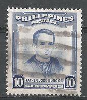 Philippines 1955. Scott #595 (U) Father José Burgos - Philippines