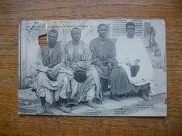 """Carte Assez Rare """""""" Mais Abimée """" Sénégal , La Rébellion De Thiès ( 7 Avril 1904 ) - Sénégal"""