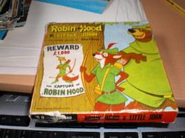 Walt Disney Robin Hood E Little John   8mm Films - 35mm -16mm - 9,5+8+S8mm Film Rolls