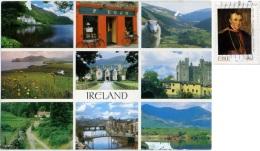 IRELAND  IRLANDA  Multiview  Nice Stamp  Thomas Croke - Altri