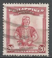 Philippines 1955. Scott #597 (U) Lapu-Lapu - Filippijnen