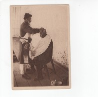 04459 Karakol Street Hairdresser 1930s - Kyrgyzstan