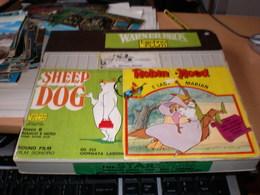 Warner Bros  Techno Film Robin Hood E Lady Marian Walt Disney Motormania      8mm Films - 35mm -16mm - 9,5+8+S8mm Film Rolls