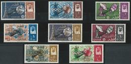 Qatar 1965  Yvertn° 95-102 Surcharge *** MNH  Cote 25 Euro ITU UIT - Qatar