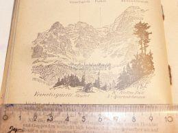 Vrenelisgartli Furkeli Glarnischgruppe Glarner Alpen Switzerland 1920 - Estampes & Gravures