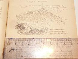 Scheidlstöckli Scheidl Stöckli Muttseegruppe Glarner Alpen Switzerland 1920 - Estampes & Gravures