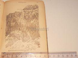 Bifertenstock Muttseegruppe Glarner Alpen Switzerland 1920 - Estampes & Gravures