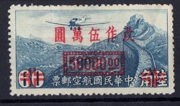 CHINE PA  Neuf Sans Gomme 42 ? - 1949 - ... People's Republic