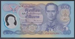 Thailand 50 Baht (ND 1996) UNC - Thailand