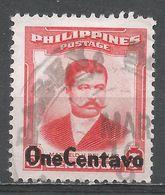 Philippines 1959. Scott #647 (U) Marcelo H. Del Pilar - Filippijnen