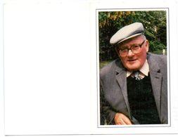 Devotie - Devotion - Felix Van Den Heede - Wortegem 1911 - Waregem 1994 - Vandeputte - Oudstrijder - Obituary Notices