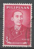Philippines 1962. Scott #855 (U) Apolinario Mabini - Philippines