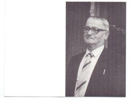 Devotie - Devotion - Constant Lembregts - Kessel 1913 - Nijlen 1989 - Van Gansen - Oudstrijder - Avvisi Di Necrologio