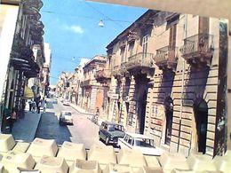 AUGUSTA (SR) CORSO UMBERTO I AUTO CAR SALONE E FARMACIA   VB1966   GM20609 - Siracusa