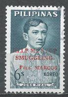 Philippines 1966. Scott #946 (U) José Rizal - Philippines