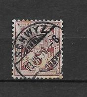LOTE 1574  ///  (C002) SUIZA 1882    YVERT Nº: 65  CON FECHADOR DE SCHWYZ - Nuevos