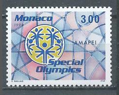 Monaco YT N°1974 Special Olympics Neuf ** - Neufs