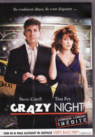 DVD) CRAZY NIGHT Version Longue  Etat: TTB Port 110 Gr Ou 30gr - Comedy