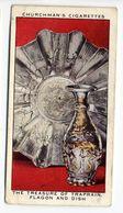 Churchman - 1937 - Treasure Trove - 11 - The Treasure Of Traprain, Flagon And Dish - Churchman