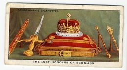 Churchman - 1937 - Treasure Trove - 12 - The Lost Honours Of Scotland - Churchman