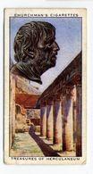 Churchman - 1937 - Treasure Trove - 20 - Treasures Of Herculaneum - Churchman