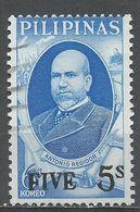 Philippines 1971. Scott #1111 (U) Dr. Antonio Regidor - Filippijnen