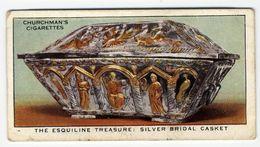 Churchman - 1937 - Treasure Trove - 24 - The Esquiline Treasure : Silver Bridal Casket - Churchman