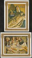 Niue,  Scott 2016 # B6-B7,  Issued 1979,   2 S/S Of 1,  MNH,  Cat $ 2.20,  Easter - Niue