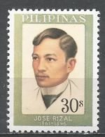 Philippines 1977. Scott #1313 (MNH) Dr. José Rizal (1861-1896) Physician, Poet And National Hero - Philippines