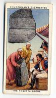 Churchman - 1937 - Treasure Trove - 31 - The Rosetta Stone - Churchman