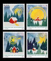 Liechtenstein 2017 Mih. 1879/82 Chriistmas MNH ** - Liechtenstein