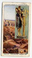Churchman - 1937 - Treasure Trove - 35 - Royal Treasure From Ur - Churchman