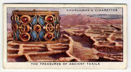 Churchman - 1937 - Treasure Trove - 37 - The Treasures Of Ancient Taxila - Churchman