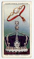 Churchman - 1937 - Treasure Trove - 38 - The Koh-I-Noor Diamond - Churchman