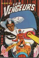 BD. LES VENGEURS - Album N° 3. SUPERMAN Et La LEGION Des SUPER-HEROS - Boeken, Tijdschriften, Stripverhalen