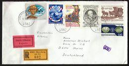 Austria Obernberg Am Inn 1982 / Geodatentag, Rescue, Joseph Haydn, Europa CEPT, FAO - Austria