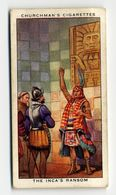Churchman - 1937 - Treasure Trove - 46 - The Inca's Ransom - Churchman