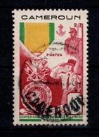 Medaille Militaire YV 296 Oblitere Cote 3,20 Eur - Oblitérés
