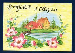 Bonjour D'Ollignies ( Lessines). 1984 - Lessines