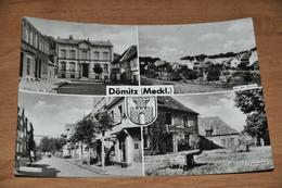 3007-  Dòmitz - Dömitz