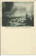 B. Verboeckhoven - Moutons Surpris Par L'Orage - Precurseur - Pintura & Cuadros
