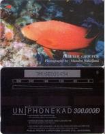 TARJETA TELEFONICA  DE VIETNAM. 3MVSE (005) - Vietnam