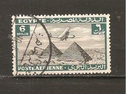 Egipto - Egypt. Nº Yvert  Aéreo 10 (usado) (o) - Poste Aérienne