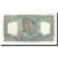 France, 1000 Francs, 1949-11-03, KM:130b, SUP, Fayette:41.29 - 1871-1952 Anciens Francs Circulés Au XXème
