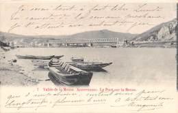 Vallée De La Meuse.  Anseremme.  Le Pont Sur La Meuse - Dinant