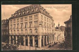 AK Darmstadt, Hotel-Restaurant Hess - Darmstadt
