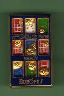 11e OPEN DE PARIS BERCY *** EUROPE 1 *** Signe Arthus BERTRAND *** 0501 - Arthus Bertrand