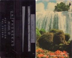TARJETA TELEFONICA  DE VIETNAM. WATERFALLS. 14VMCA (011) - Vietnam