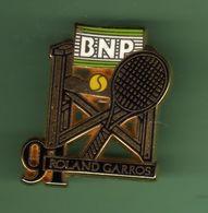 ROLAND GARROS 91 *** BNP *** Signe Arthus BERTRAND *** 0501 - Arthus Bertrand