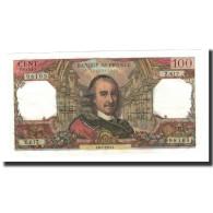 France, 100 Francs, 1972-01-06, KM:149d, SUP, Fayette:65.38 - 1962-1997 ''Francs''